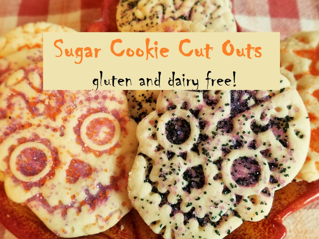 Sugar Cookie Cut Outs Gluten And Dairy Free Happy Belly Mom